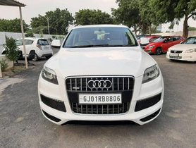 2013 Audi Q7 AT for sale at low price