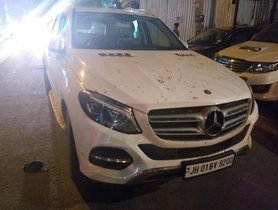 Used Mercedes Benz GLE AT car at low price