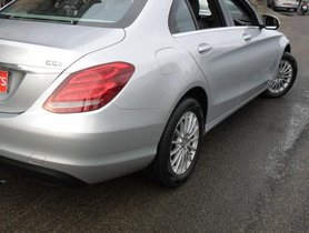 Mercedes-Benz C-Class 220 CDI MT for sale