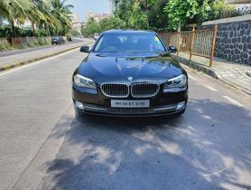 2010 BMW 5 Series 520d Sedan AT for sale