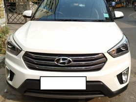 Used Hyundai Creta 1.6 CRDi SX Option MT car at low price