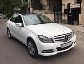 Mercedes Benz C-Class 2013 AT for sale