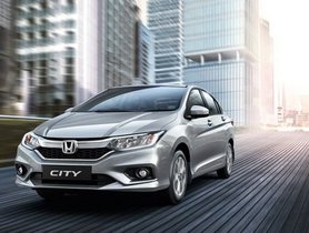BSVI Honda City Now Available For Booking, Will Be Launched Soon