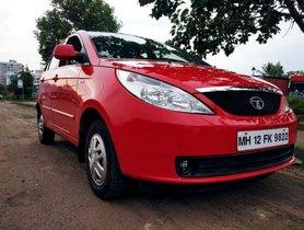 Used Tata Vista MT car at low price
