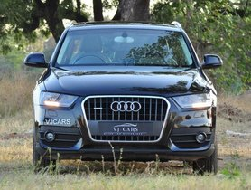 Audi Q3 2012-2015 2.0 TDI Quattro Premium Plus AT for sale