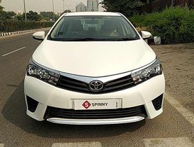 2015 Toyota Corolla Altis MT for sale