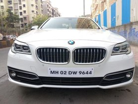 BMW 5 Series 520d Luxury Line AT 2015 for sale