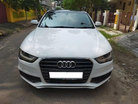 Used 2013 Audi A4 2.0 TDI AT for sale