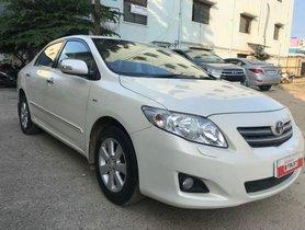 Toyota Corolla Altis 1.8 GL 2008 MT for sale