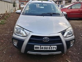 Used 2015 Toyota Etios Cross 1.2 L G MT for sale