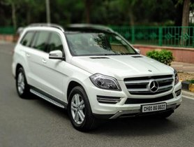 Mercedes-Benz GL-Class 2007 2012 Grand Edition Executive AT for sale