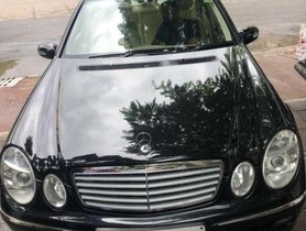 Used Mercedes Benz E Class AT for sale