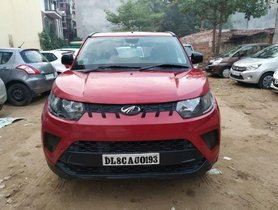 2018 Mahindra KUV100 NXT MT for sale