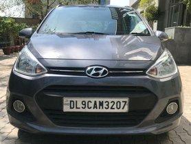 Used Hyundai i10 Sportz 2017 MT for sale