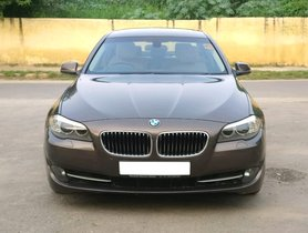 2012 BMW 5 Series Diesel MT for sale in New Delhi