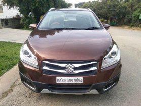 Maruti S-Cross 2015-2017 DDiS 200 Alpha MT for sale