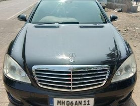 Used Mercedes Benz S Class AT 2005 2013 car at low price