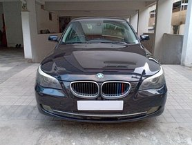 Used 2008 BMW 5 Series AT for sale