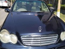 Mercedes Benz C-Class 2007 MT for sale