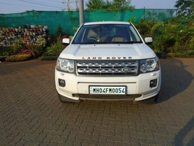 Used Land Rover Freelander 2 TD4 SE AT 2012 for sale