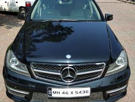 Mercedes Benz C-Class 220 CDI AT 2013 for sale