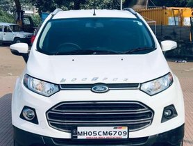 Ford Ecosport EcoSport Trend Plus 1.5 TDCi, 2016, Diesel AT for sale