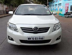 Used Toyota Corolla Altis 1.8 GL MT for sale at low price