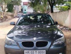 BMW 5 Series 520d Sedan, 2008, Diesel AT for sale