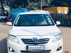 Used Toyota Corolla Altis G AT for sale at low price