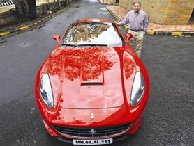 Cars of Ratan Tata – From Ferrari California To Tata Indigo Marina