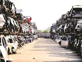 Maruti Suzuki & Toyota To Set Up Vehicle Dismantling and Recycling Facility in India