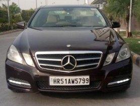 Used Mercedes Benz E-Class 2013-2015 E250 CDI Avantgrade AT 2019 for sale