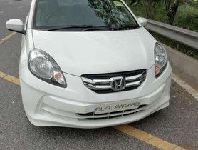 2014 Honda Amaze S i VTEC MT for sale