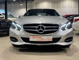 Used 2017 Mercedes Benz E Class AT for sale