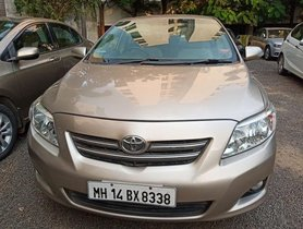 Toyota Corolla Altis G MT 2010 for sale