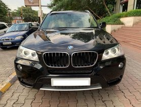 BMW X3 xDrive20d AT 2013 for sale