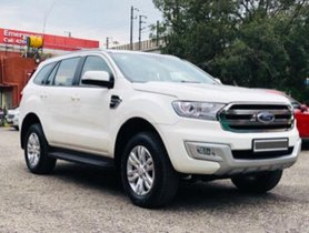 Ford Endeavour 2.2 Trend AT 4X2 2019 for sale
