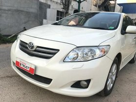 Used Toyota Corolla Altis 1.8 GL MT car at low price