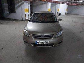 Toyota Corolla Altis 1.8 GL, 2009, Petrol MT for sale