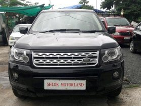 Used Land Rover Freelander 2 AT car at low price