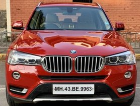 2017 BMW X3 xDrive20d xLine AT for sale at low price