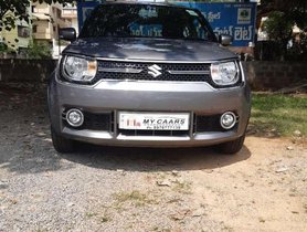 Used Maruti Suzuki Ignis 1.2 Zeta 2017 MT for sale