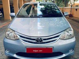 2013 Toyota Etios Liva GD MT or sale