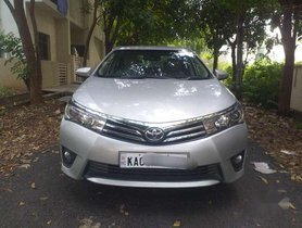 Used Toyota Corolla Altis VL AT 2014 for sale