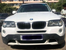 BMW X3 xDrive20d 2009 AT for sale