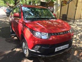 2016 Mahindra KUV100 MT for sale
