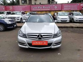 2014 Mercedes Benz C-Class AT for sale