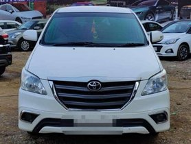 Used 2016 Toyota Innova AT for sale