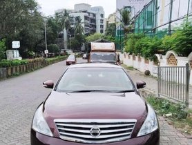 Used Nissan Teana AT for sale at low price