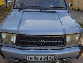 Toyota Qualis GS C8, 2001, Diesel MT for sale